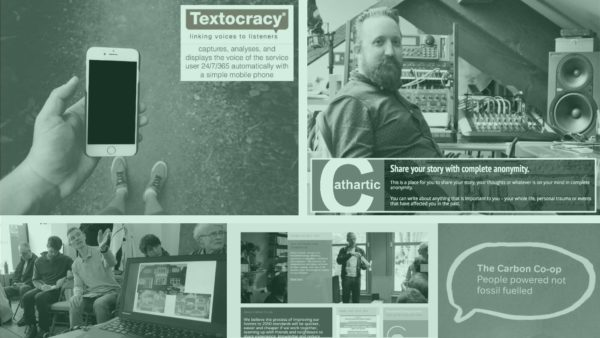 Textocracy, Cathartic, Carbon Coop